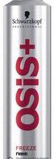 Schwarzkopf OSIS freeze strong hold hairspray 300ml