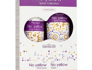 Fanola No Yellow Spicy Collection Kit