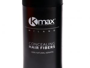 KMax Milano Hair Fibers – Economy 32gr Ανοικτό καστανό
